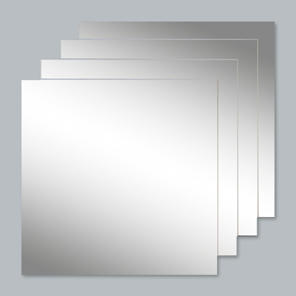 Jokey Spiegelkacheln / Kachel-Set Kristallglas 30x30cm Bild 2