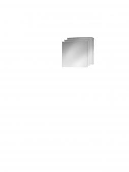Jokey Spiegelkacheln / Kachel-Set Kristallglas 30x30cm Bild 1