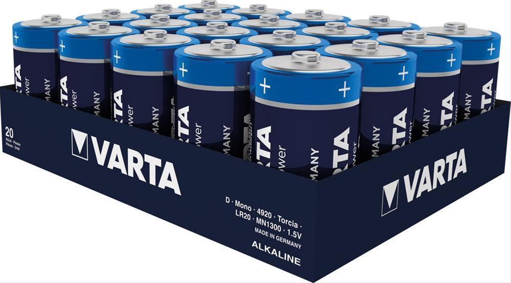 Batterie High Energy D, 16500mAh, 1 Stk. VARTA Bild 1
