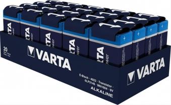 Batterie High Energy E 550mAh, 1 Stk. VARTA Bild 1