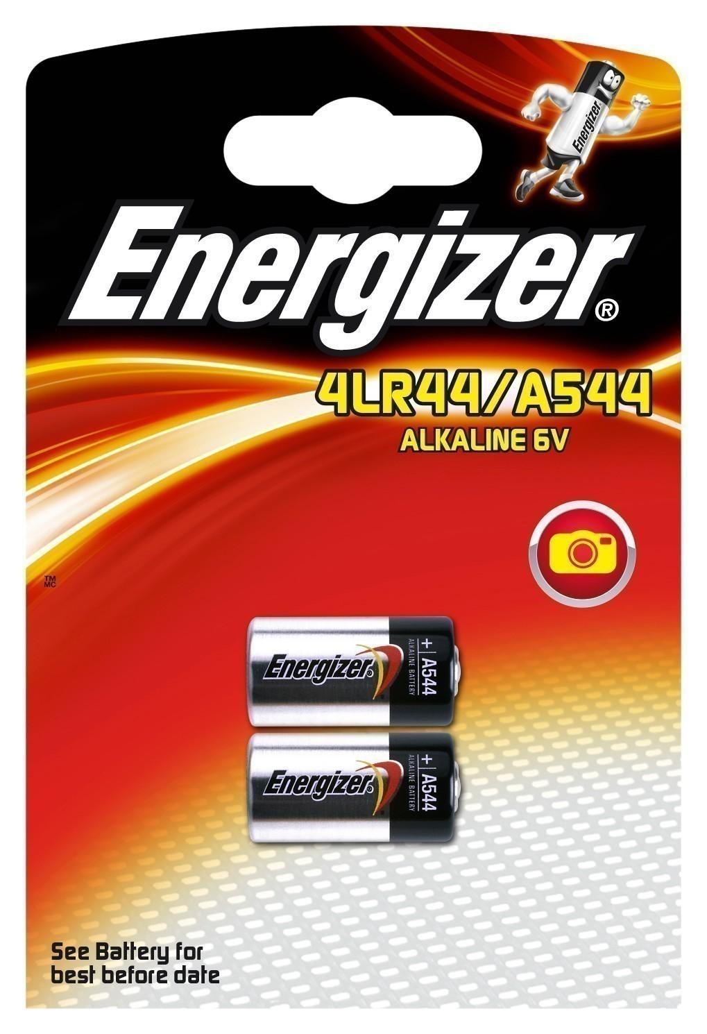Energizer Spezialbatterie A544 Alkali Mangan 2 Stück Bild 1
