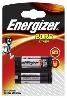 Enerziger Spezialbatterie Fotobatterie 2CR5 2 Stück Bild 1