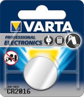 VARTA Electronics Lithium CR2016 3 V 1 Stück Bild 1