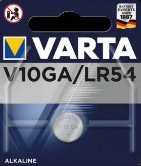VARTA Electronics V10GA  1,5 V 1 Stück Bild 1
