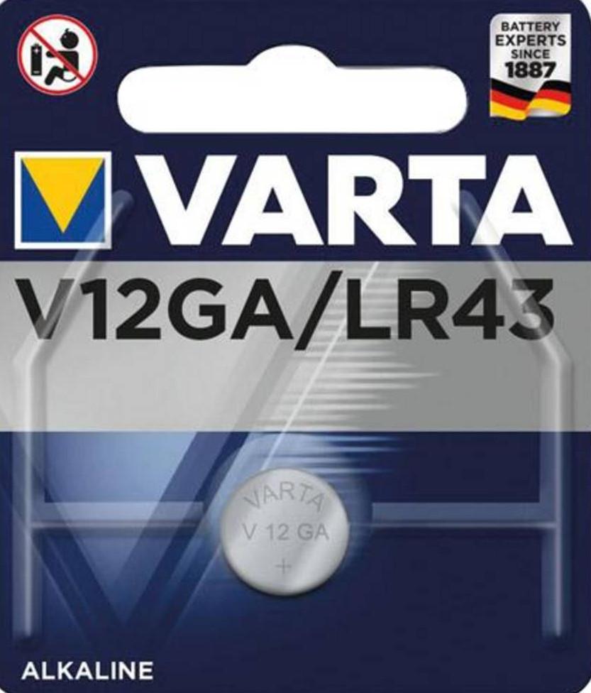 VARTA Electronics V12GA 1,5 V 1 Stück Bild 1