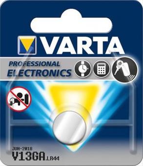 VARTA Electronics V13GA 1,5 V 1 Stück Bild 1