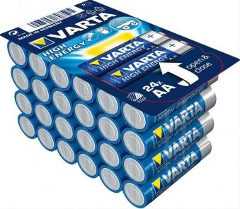 VARTA High Energy AA 1,5 V 24 Stück Bild 1