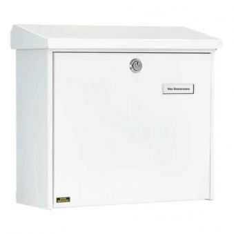 Briefkasten Comfort weiß Bild 1
