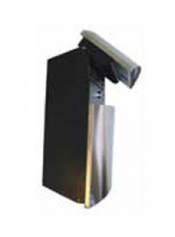 Briefkasten / Postkasten Designer SafePost Größe 12-4 Edelstahl Bild 3