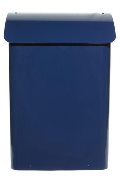 Briefkasten / Postkasten Safe Post Größe 14 stahlblau Bild 1
