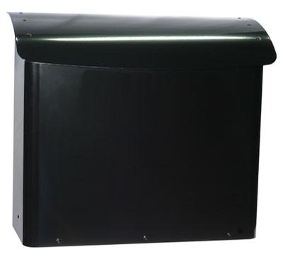 Briefkasten / Postkasten Safe Post Größe 21 schwarz Bild 1