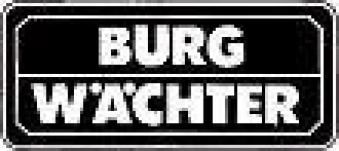 Burg Wächter Zeitungsbox 3800 Ni Edelstahl rund m. Seitendeckel 400mm Bild 2