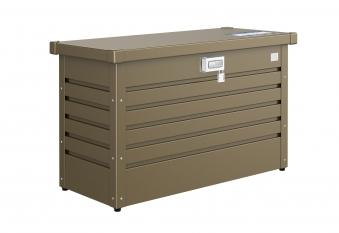 Paket-Box / Gartenbox Biohort 100 bronze-metallic 101x46x61cm Bild 1