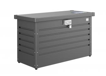 Paket-Box / Gartenbox Biohort 100 dunkelgrau-metallic 101x46x61cm Bild 1