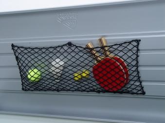 Deckelnetz für Biohort Gartenbox Freizeitbox