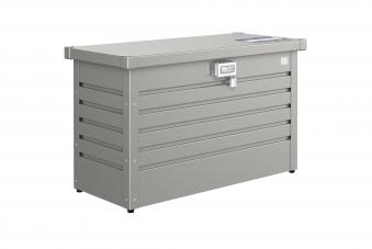 Paket-Box / Gartenbox Biohort 100 quarzgrau-metallic 101x46x61cm Bild 1