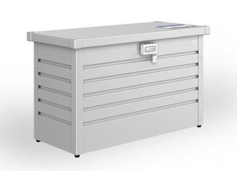 Paket-Box / Gartenbox Biohort 100 silber-metallic 101x46x61cm Bild 1