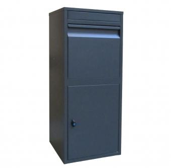 Paketbriefkasten / Paketbox / Paketkasten Chic-XL 41x38x102cm