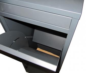 Paketbriefkasten / Paketbox / Paketkasten Chic-XL 41x38x102cm Bild 6