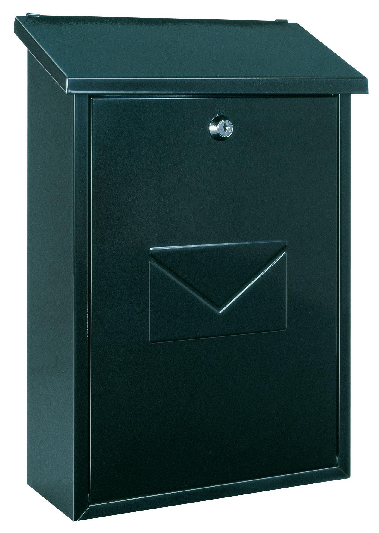 Rottner Briefkasten Parma anthrazit 390x270x115mm Bild 1