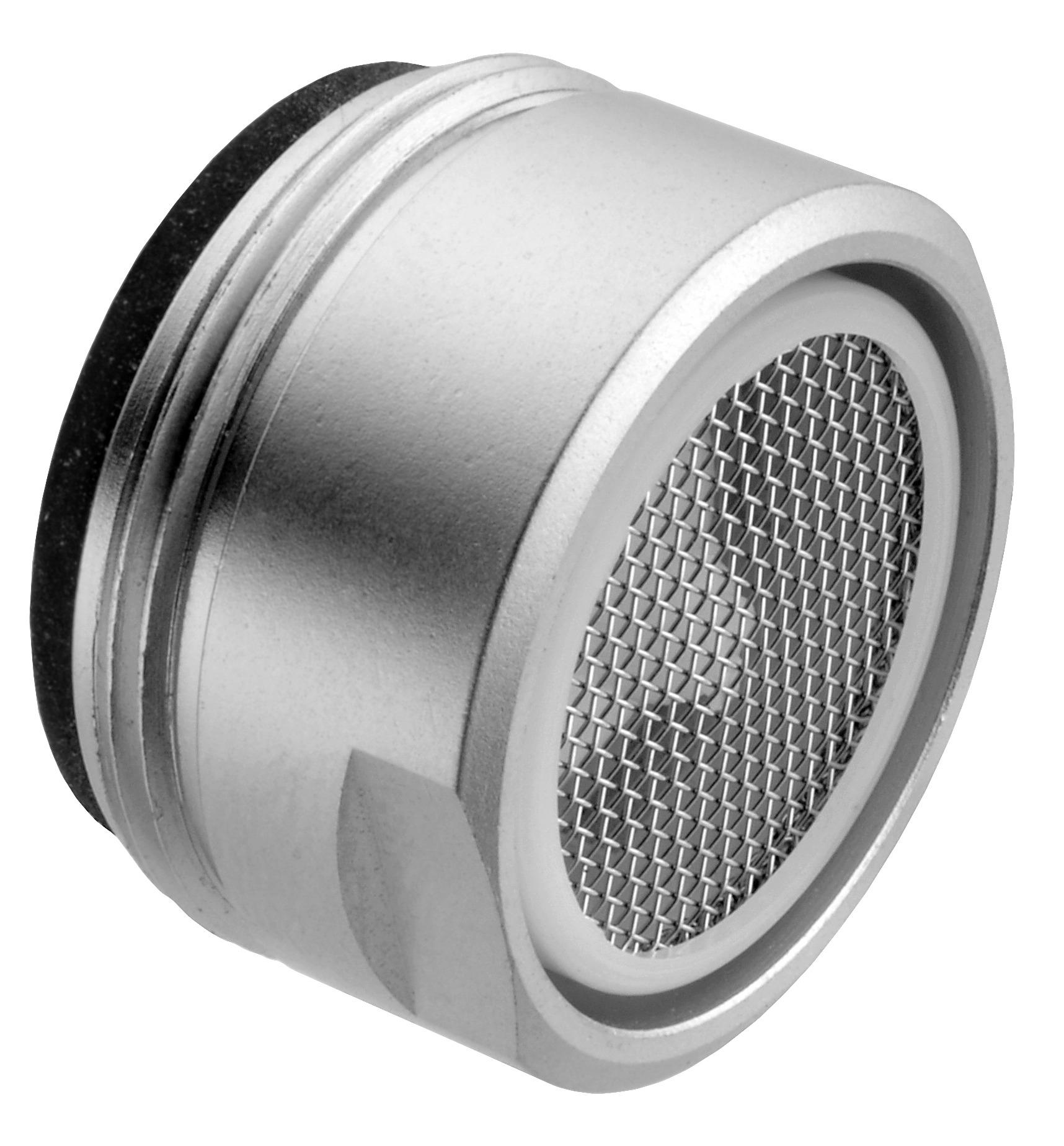 Luftsprudler M24/1 AG chrom-matt Bild 1