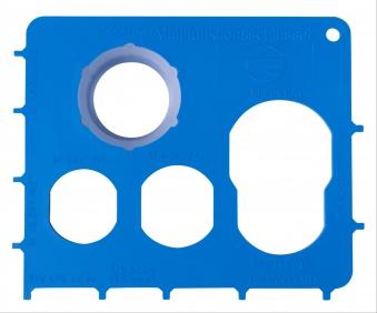 Luftsprudlerschlüssel alle Größen Bild 1