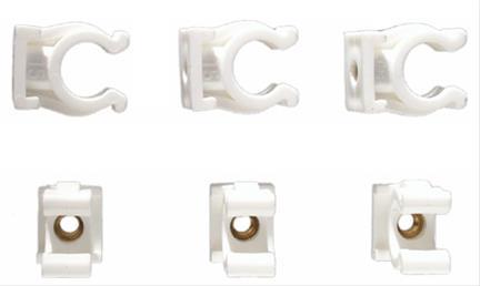 Rohr-Clips einfach 15mm (6) Bild 1