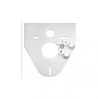Schallschutz-Set f. WWC u. WBID Bild 1