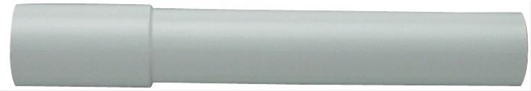 Spülrohr-Verl.50x44,300mm weiß Bild 1