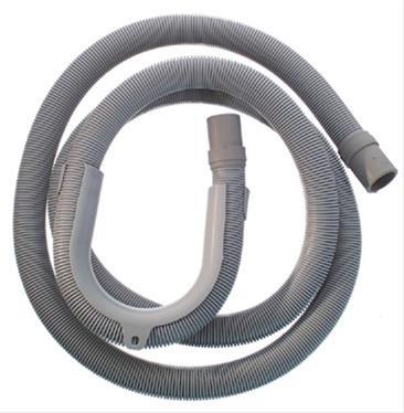 WAS-Spiral-Ablaufschlauch m.Bg.2,5m Bild 1
