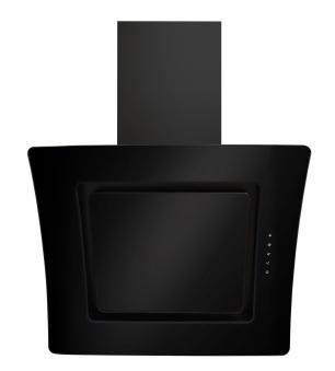 Dunstabzugshaube / Schräghaube Respekta CH 55060 SA 60cm schwarz Bild 1
