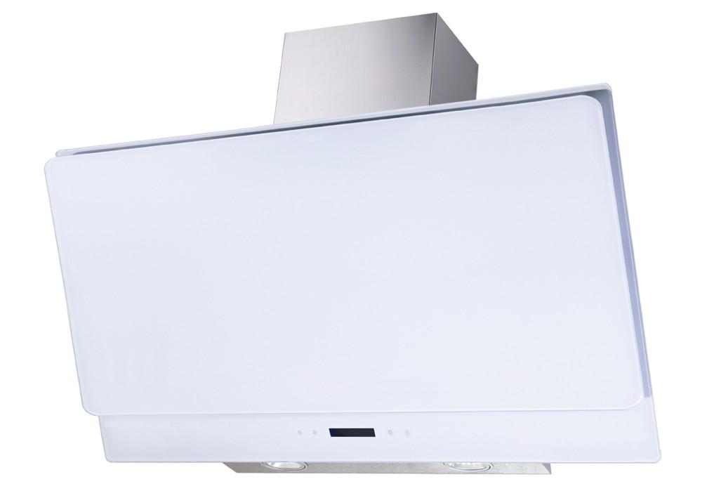 Dunstabzugshaube / Schräghaube Respekta CH 77090 W 90cm weiß Bild 1