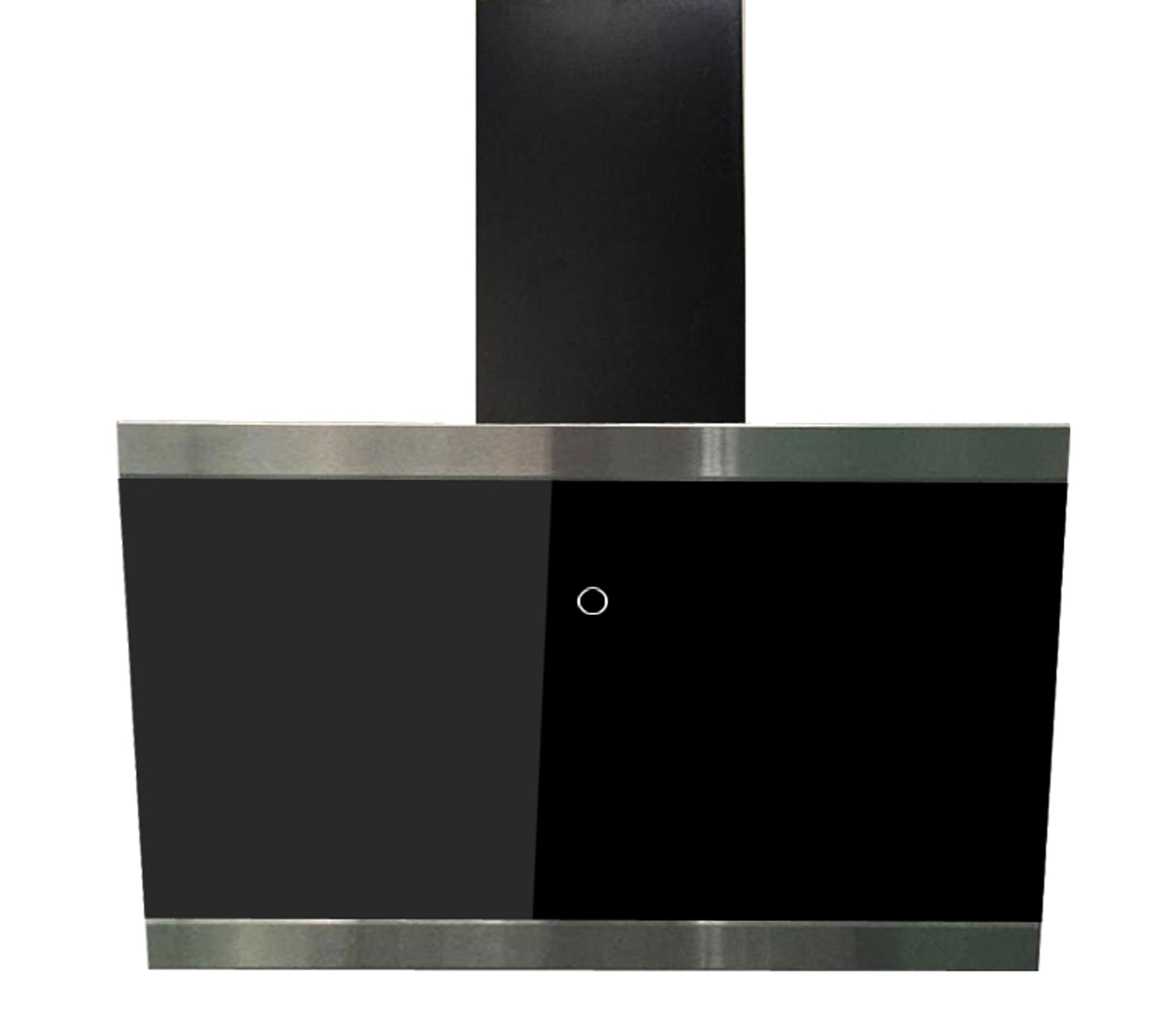Dunstabzugshaube / Schräghaube Respekta CH 88060 SA+ 60cm schwarz Bild 1