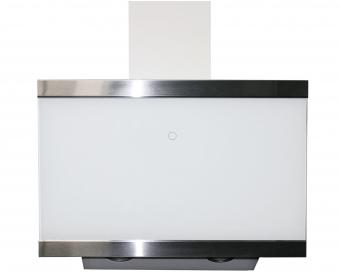 Dunstabzugshaube / Schräghaube Respekta CH 88060 WA+ 60cm weiß Bild 1