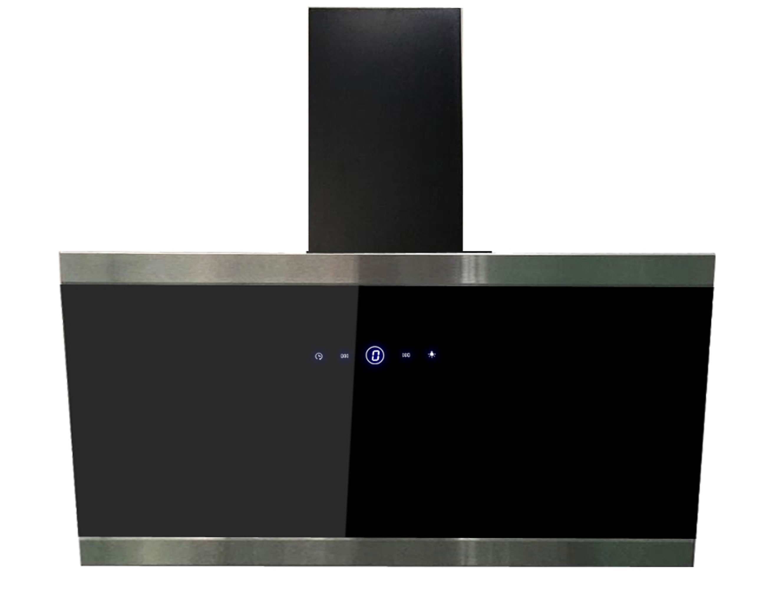 Dunstabzugshaube / Schräghaube Respekta CH 88090 SA+ 90cm schwarz Bild 2