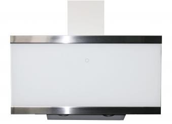 Dunstabzugshaube / Schräghaube Respekta CH 88090 WA+ 90cm weiß Bild 2