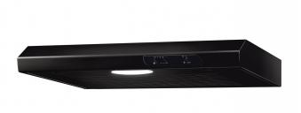 Dunstabzugshaube / Unterbauhaube Respekta DH 630 SL 60cm schwarz Bild 1