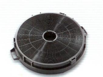 Respekta Aktiv-Kohlefilter MI 160 für Dunstabzugshauben 1 Stück Bild 1
