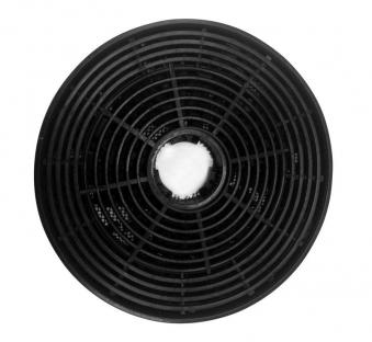 Respekta Aktiv-Kohlefilter MIZ 0010 für Dunstabzugshauben 2 Stück Bild 1