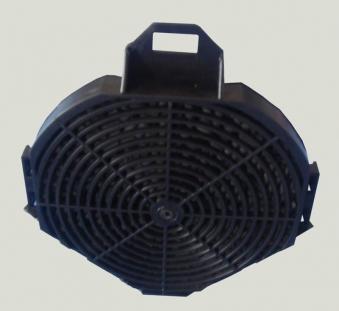 Respekta Aktiv-Kohlefilter MIZ 0022 für Dunstabzugshauben 2 Stück Bild 1