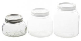 Einmachglas / Einkochglas 0,5 L Leifheit Bild 1
