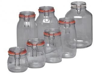 Einmachglas / Einkochglas Durand 0,5 Liter Bild 1