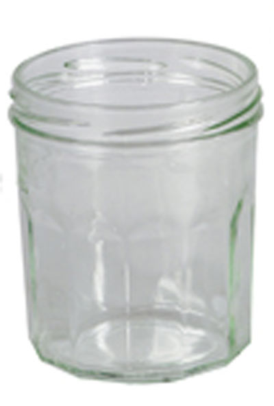 einmachglas facettenglas sturzglas ohne deckel 324 ml bei. Black Bedroom Furniture Sets. Home Design Ideas
