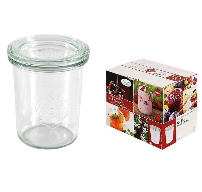 Einmachglas / Vor- und Nachspeisen Sturzglas 160ml 12Stück Bild 2