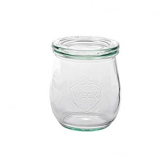 Weck Einkochglas Tulpenform Vor-und Nachspeisen Set 12 Stück Bild 1