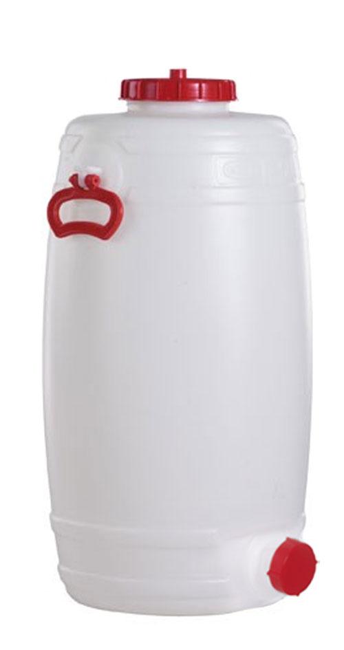 Fass / Tank - Getränkefass 125 Liter rund Graf 720021 Bild 1
