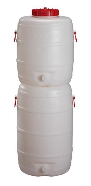 Fass / Tank - Getränkefass 125 Liter rund Graf 720021 Bild 2