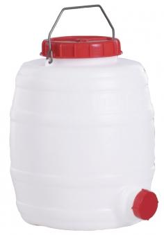 Fass / Tank - Getränkefass 15 Liter rund Graf 710011 Bild 1