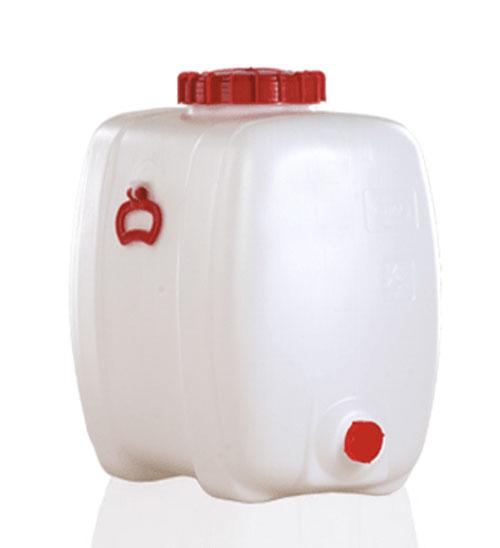 Fass / Tank - Getränkefass 60 Liter oval Graf 720010 Bild 1