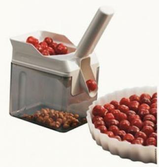 Kirschentkerner Cherrymat Leifheit Bild 1